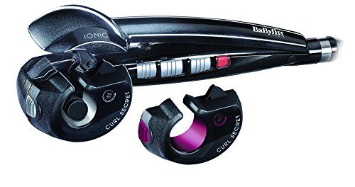 How To Achieve The Perfect Curling For Your Hair - babyliss curl secret 2 curling tongs black 500x264 - How To Achieve The Perfect Curling For Your Hair
