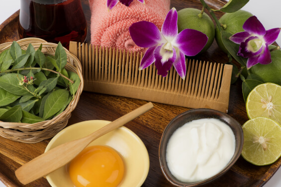 image  - 5 best homemade hair treatments - Home
